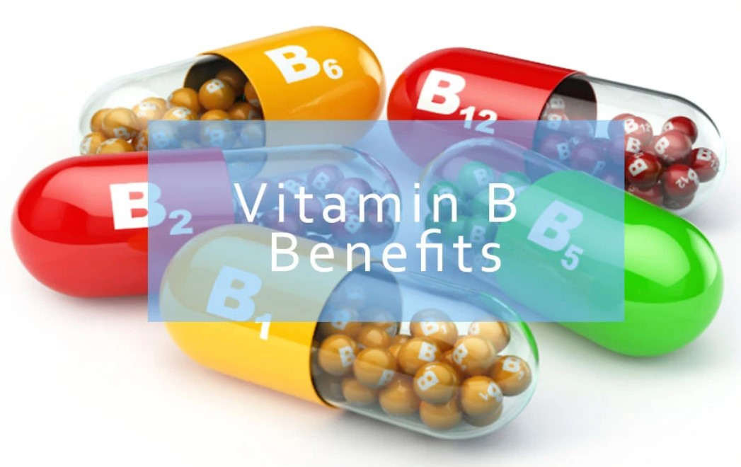 Vitamin B complex benefits in Daily Life