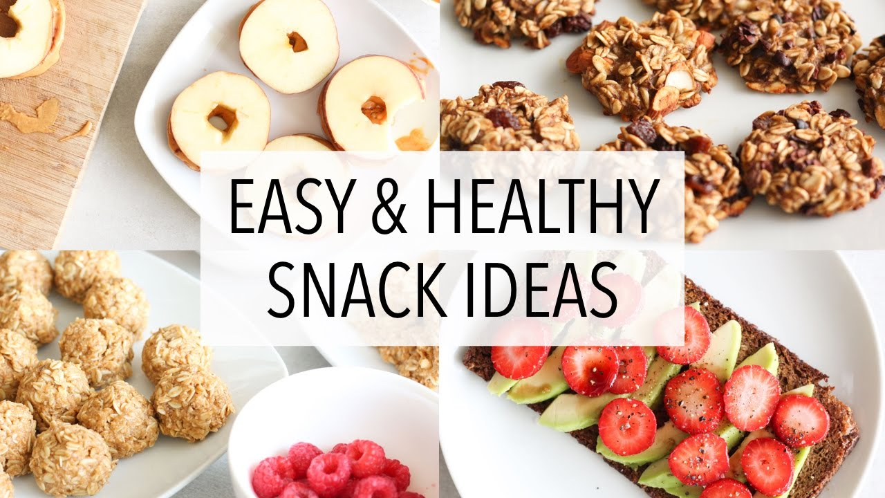 5 Healthy Snacks ideas to Lose your Weight